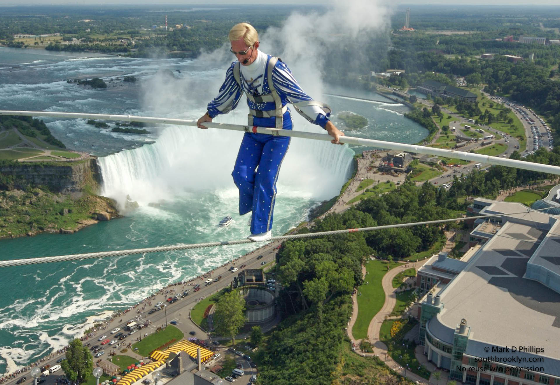 Skylon Tower Skywalk