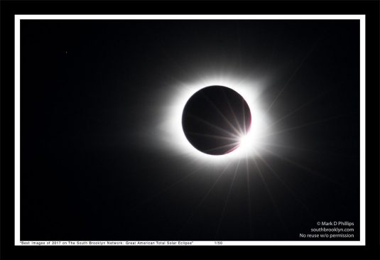 Great American Total Solar Eclipse ©Mark D Phillips