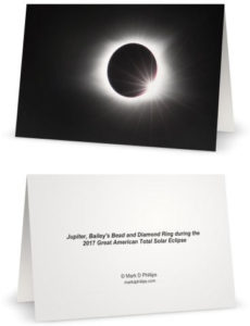 2017 Great American Eclipse by Mark D Phillips